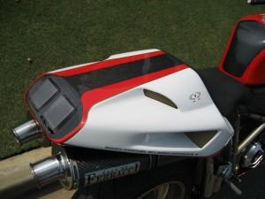 915 Carbon Fiber Tail