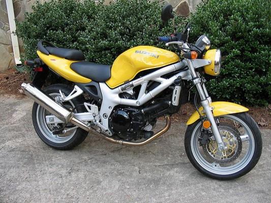 2000 SV650N