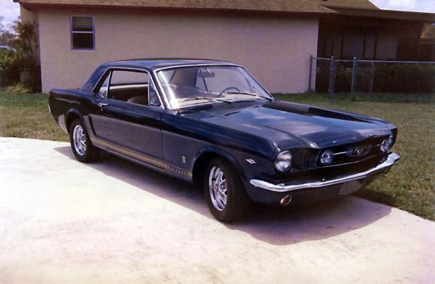 1966 Mustang GT