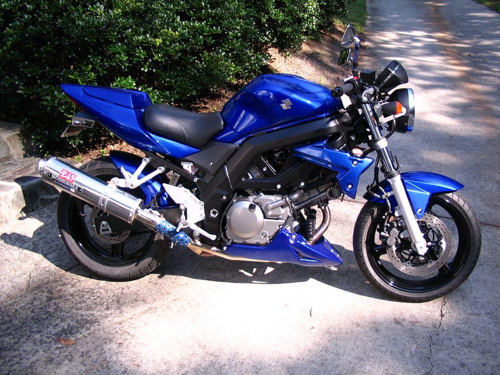Suzuki SV650 minitwin Race Track Bike