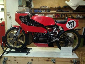 New Project- Vintage Hejira race bike