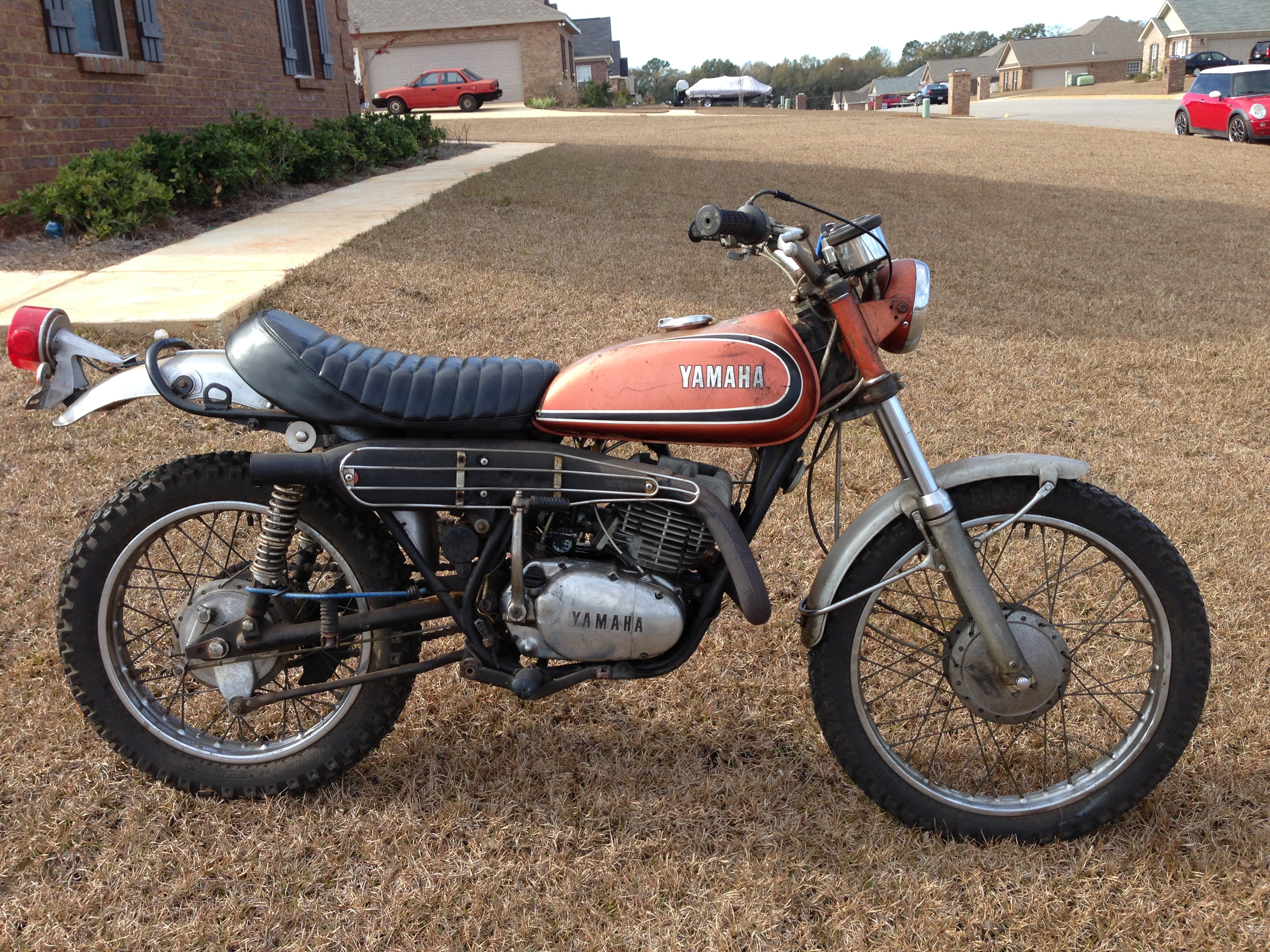 List Of Synonyms And Antonyms The Word Yamaha Dt 360 Dt360 Wiring Diagram First Bike I Owned Was A Enduro Bought It