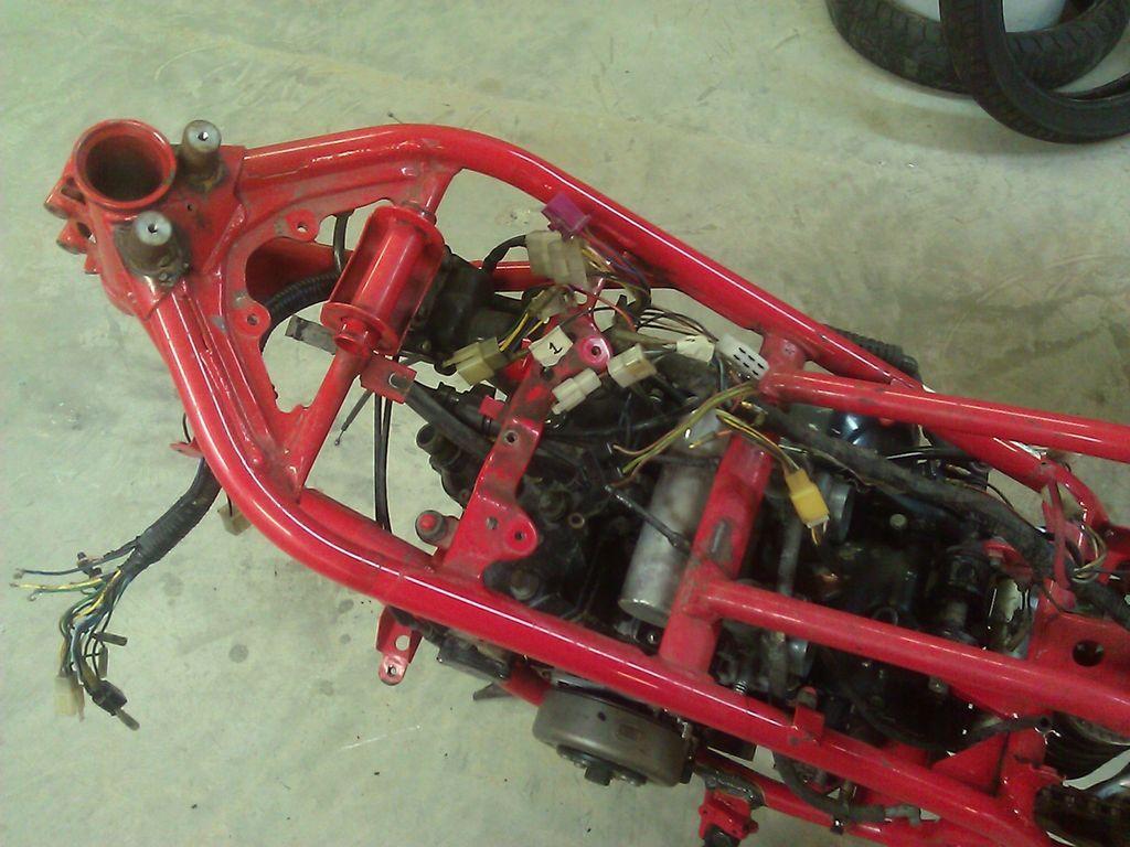 x15 super pocket bike wiring harness x8 pocket bike wiring