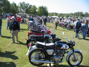 Barber Vintage Festival is coming up soon!