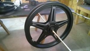 Honda CB750F restoration- Update 12
