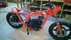 1977 Honda CB750F restoration- update 15