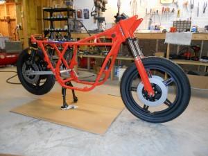 Honda CB750F restoration- update 14
