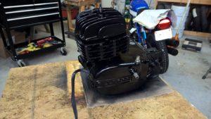 Bultaco Metralla update