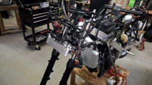 1986 Honda VFR750F Restoration- update 3